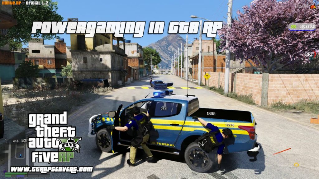 What does Powergaming mean in GTA RP?